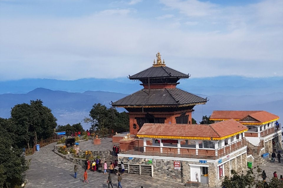Immerse yourself in the beauty of Chandragiri Hills