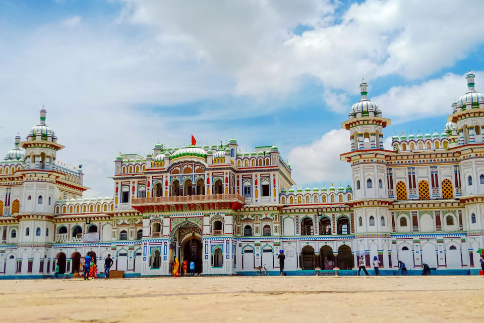 Janakpur Dham - City of Ponds