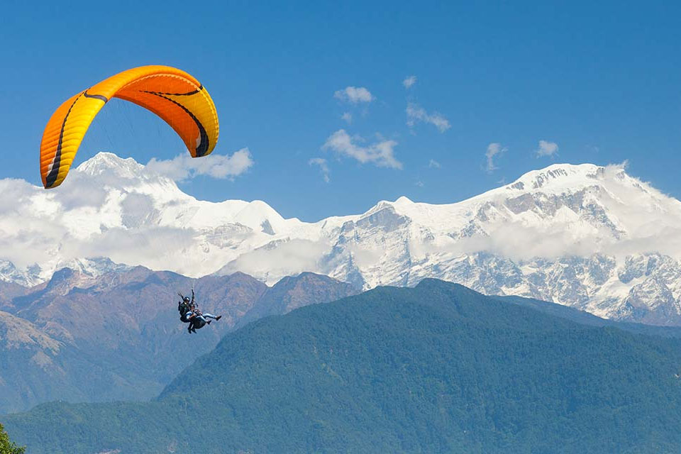 Adventure Activities in and around Pokhara