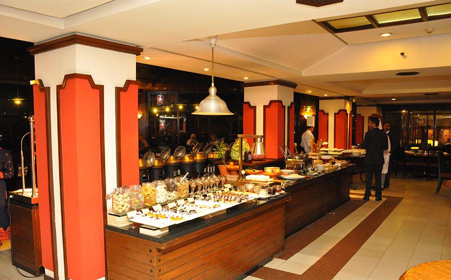 Sunrise Restaurant | Culinary Delights | Hotel Yak & Yeti