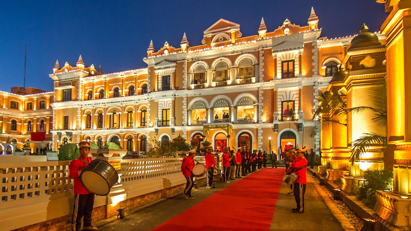 Hotel Yak Amp Yeti Luxury 5 Star Hotel In Kathmandu Nepal