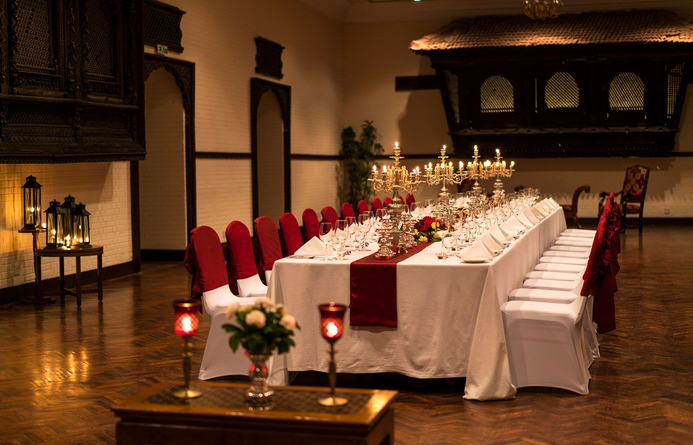 Hotel Yak and Yeti Durbar Hall